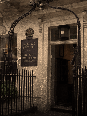 50 Berkeley Square Haunted Places