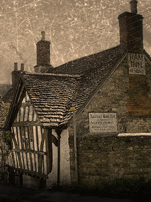Ancient Ram Inn Haunted Places