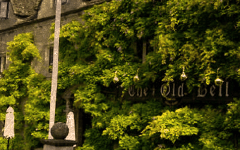 The Old Bell Hotel – Haunted Places