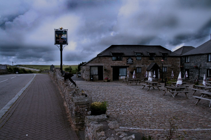The Stone Wall - Jamaica Inn Exterior