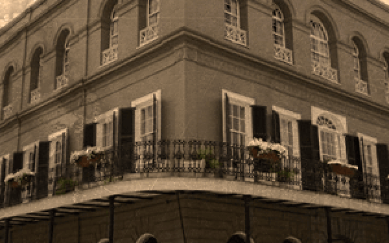 Lalaurie Mansion – Haunted Places