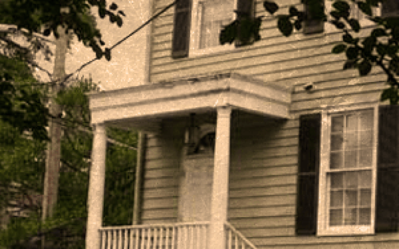 17 Hundred 90 Inn – Haunted Places