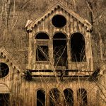 haunted house photos