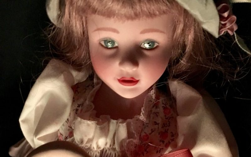 Can You Look At This Creepy Doll?