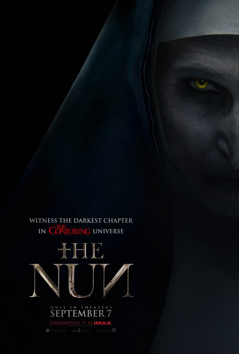 The Nun Movie Poster