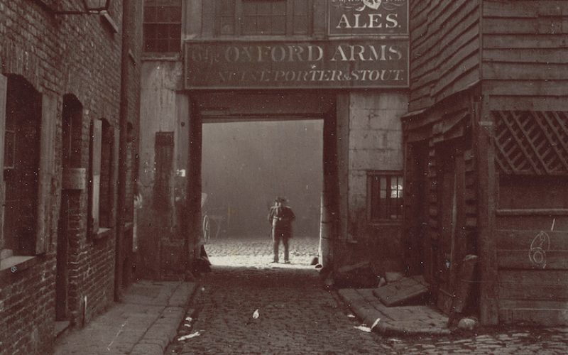 My Favourite Haunted London Pubs