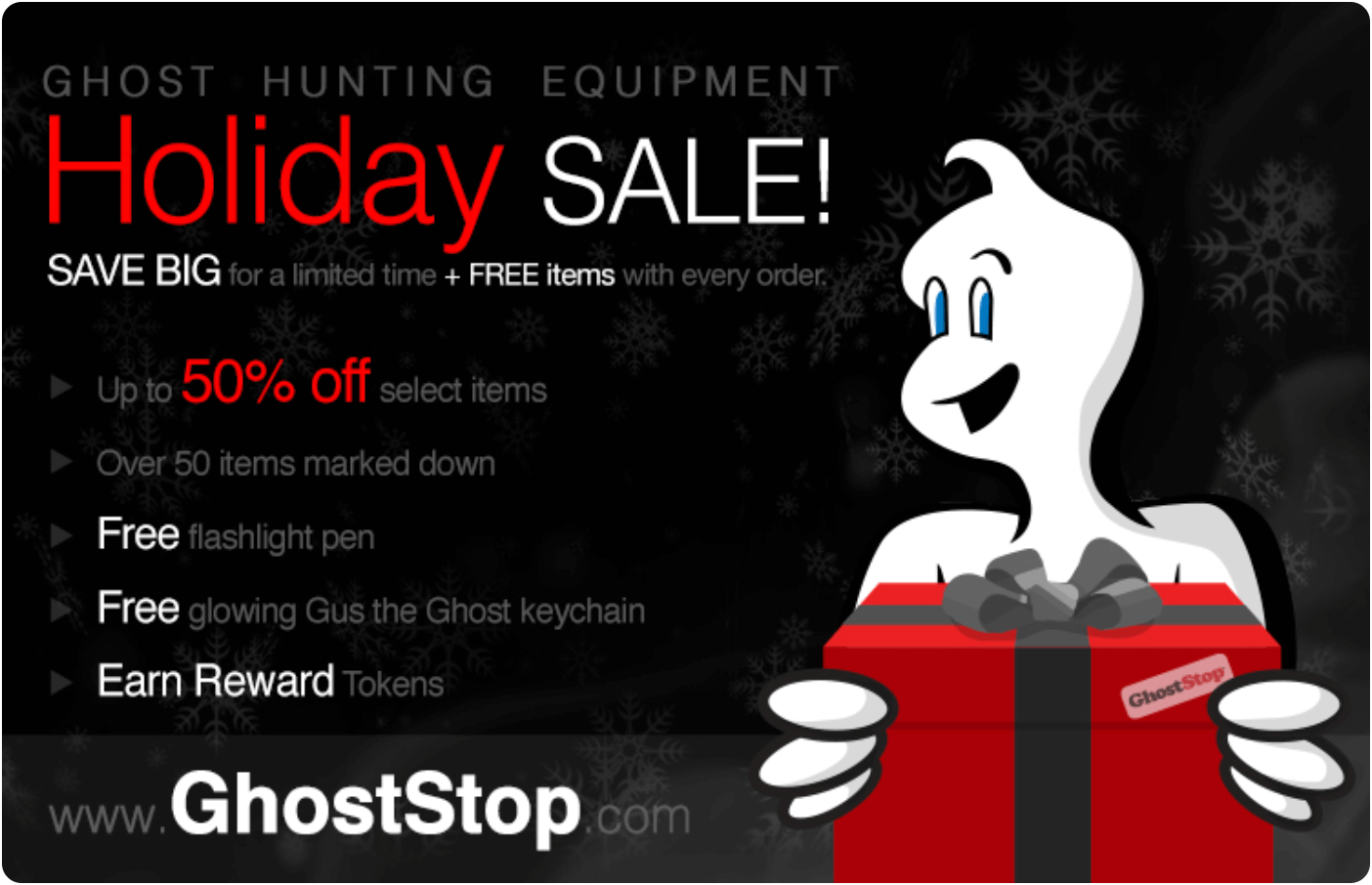 ghoststop-holiday-sale