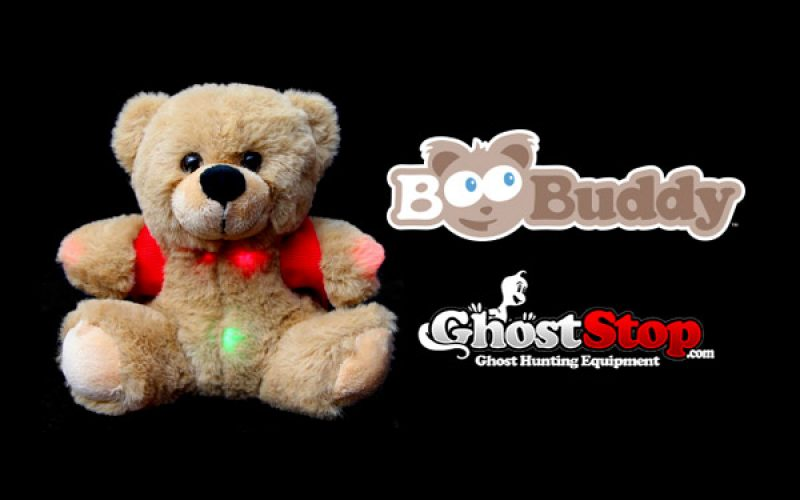 BooBuddy Jr. EMF Trigger Bear Review