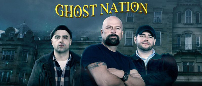 paranormal television show ghost nation