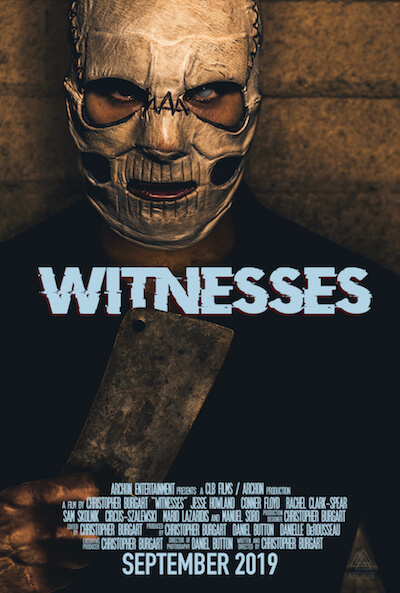 witnesses movie poster trailer