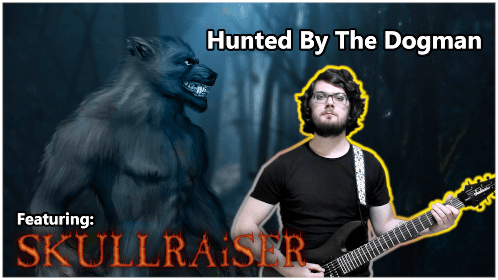Hunted By The Dogman- Song