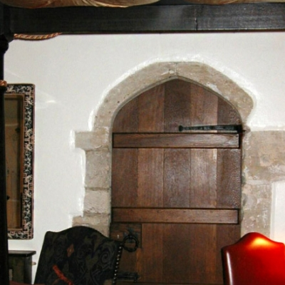 amberley castle door