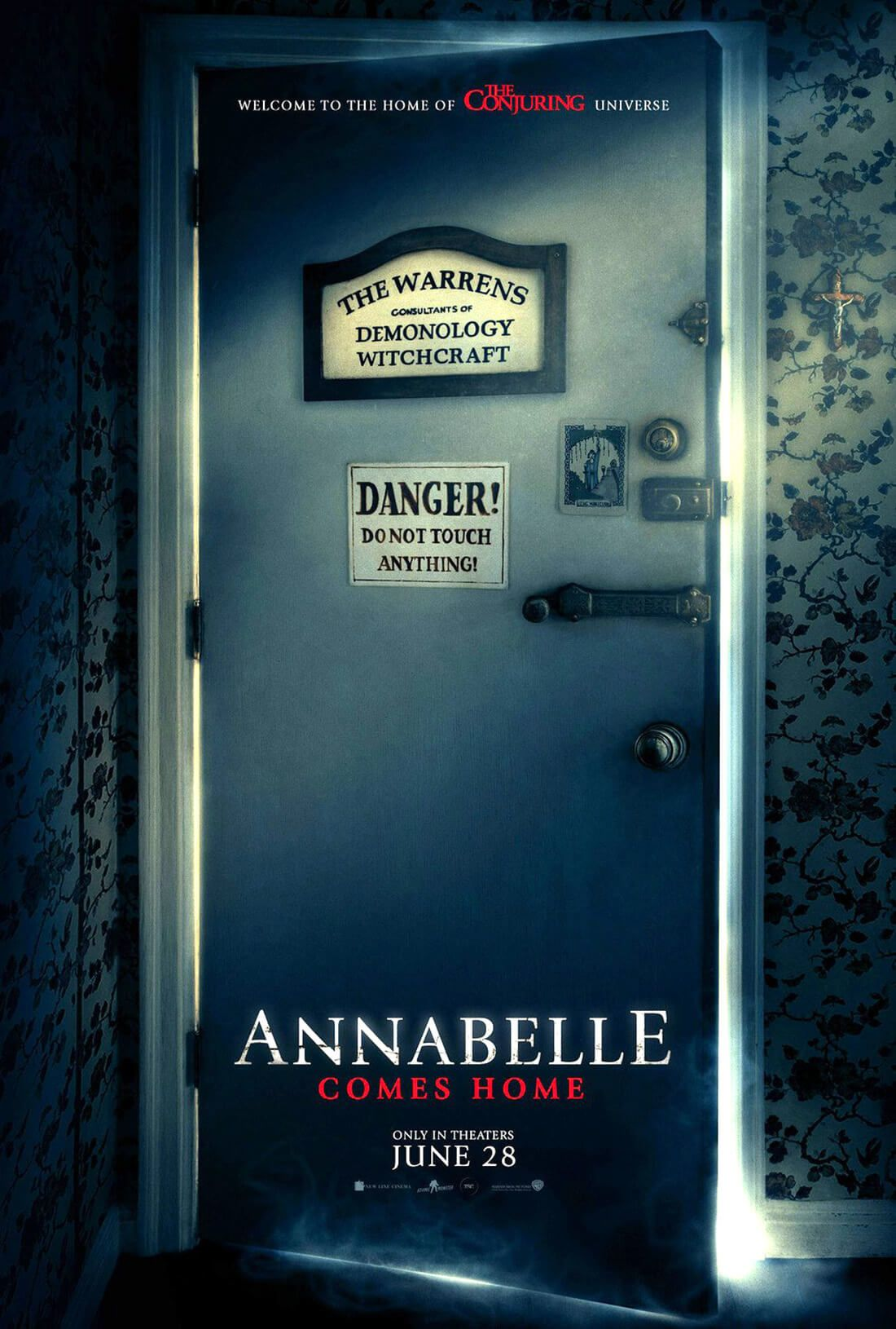 Annabelle Comes Home – Movie Trailer