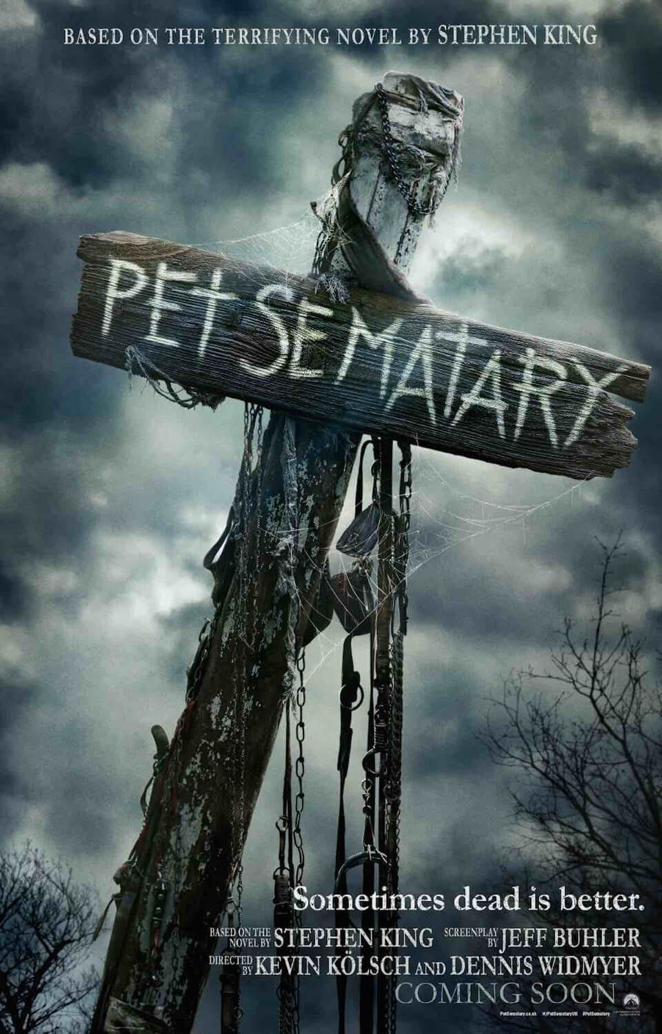 Pet Sematary – Movie Trailer