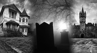 The Ghost Attic's '50 Most Haunted Places of 2019′